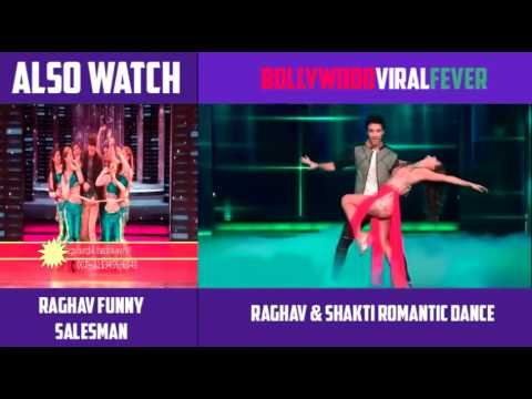 Raghav & Shakti  Romantic Dance Act   DP 2015   YouTube