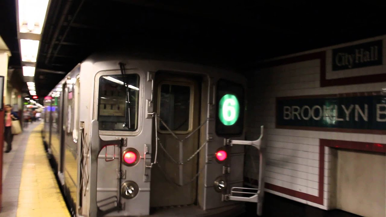 Southbound 6 Trains At 103rd Street Cancelled for Four Months for ...
