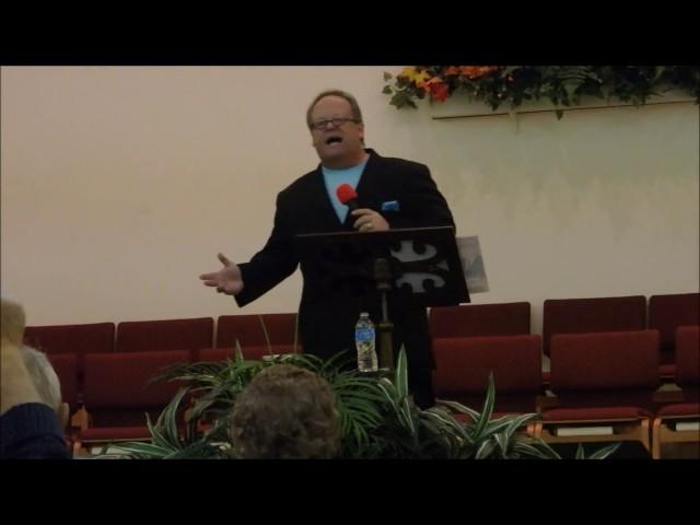 """Majesty, Worship His Majesty,"" by Bob Hadley - Westside Baptist Church, Daytona Beach, FL - 11/4/16"