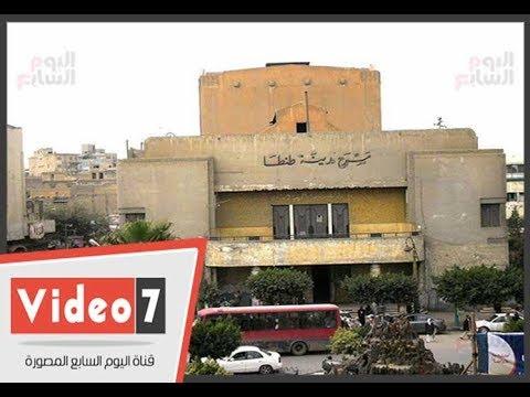عودة الروح لمسرح طنطا بعد توقف 10 سنوات  - 00:26-2018 / 5 / 16