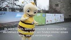 Interview mit Gartenschau-Maskottchen Remsi