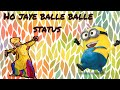 Ho jaye balle balle song by ravinder bhinder whatsapp status (Minions) //MUSIC FREAKY Whatsapp Status Video Download Free