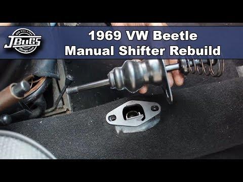 Classic VW Beetle Gearshift Gearbox Rod Coupling Standard Bug Ghia 65 Bus 68