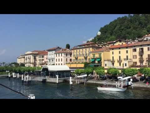 Lake Como, Land of the Super Rich : Lakeside Villas Italy