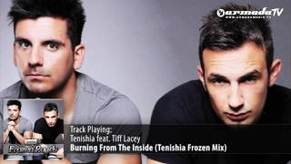 Tenishia feat. Tiff Lacey - Burning from the Inside (Chillout Mix)