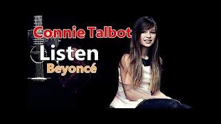 Beyoncé - Listen Connie Talbot ♪ Cover ♪ ( Lyrics On Screen)