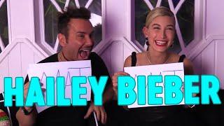 VLOG com Hailey Baldwin e Lucas Jagger na 212 | #HotelMazzafera