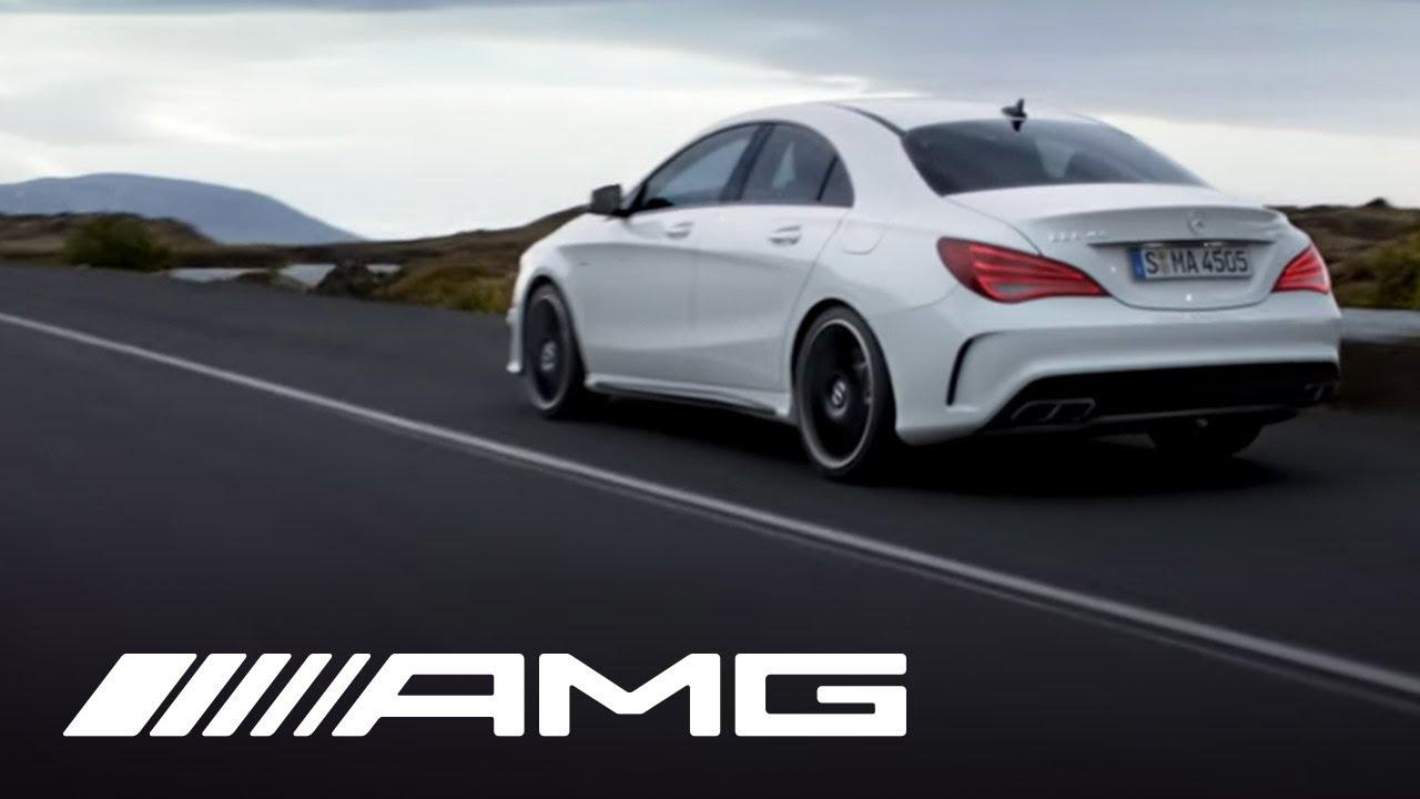 Cla 45 Amg >> CLA 45 AMG TV Werbung - YouTube