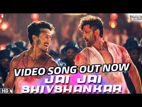 war-jai-jai-shiv-shankar-video-song,-hrithik-roshan-vs-tiger-shroff-movie-songs,-war-songs