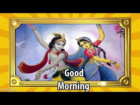 Good Morning God Video Suprabhat Video Tictic Mon Youtube
