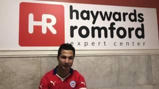 Видео-отзыв клиента Экспертного центра «Хэйвордз Ромфорд»
