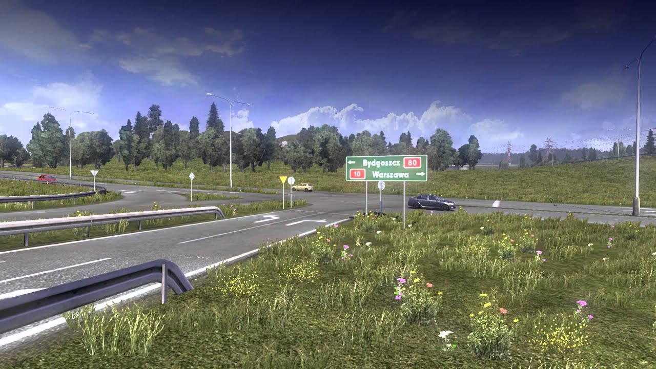 MAP ETS2 Europe Rebuilding YouTube MAP ETS2 Europe