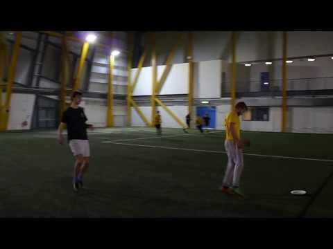 Glasgow 1 vs St  Andrews 1 3v4 Scottish Mens Uni Indoor Regionals 2017