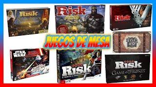 RISK AMAZON / Juegos de Mesa Amazon / Comprar Risk 👌👍