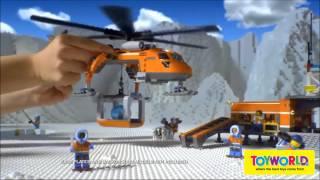 toyworld nz lego city arctic base camp 60036