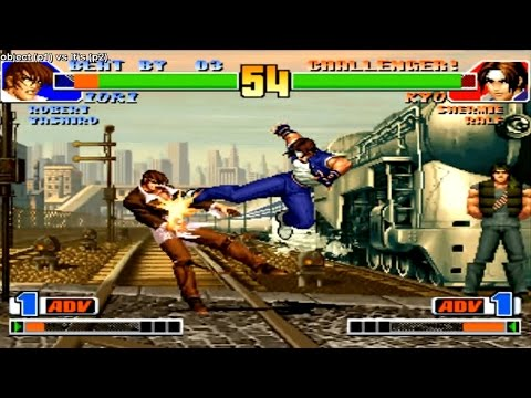 ✔ KoF 98 - object (South Korea) vs It`s (South Korea)