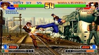 ✔ KoF 98 - object (South Korea) vs It`s (South Korea) 킹 오브 파이터즈98
