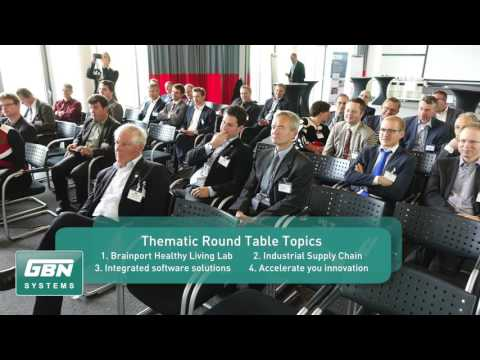 GBN Systems Videonews - Bavarian delegation visits medtech hot spots in Netherlands