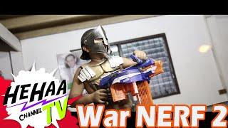 Nerf War: 2 Gang HehaaTV