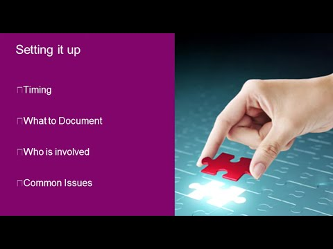 HR Topics Performance Management Minute: Setting It All Up