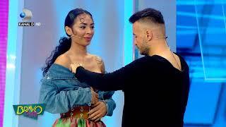 "Bravo, ai stil! (03.11.) - Naba i-a luat prin surprindere pe jurati: ""Nu ma asteptam la acest mix!"" Video"