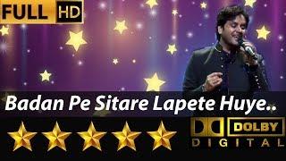 Badan Pe Sitare Lapete Huye - बदन पे सितारे लपेटे हुए from Movie Prince (1969) by Javed Ali