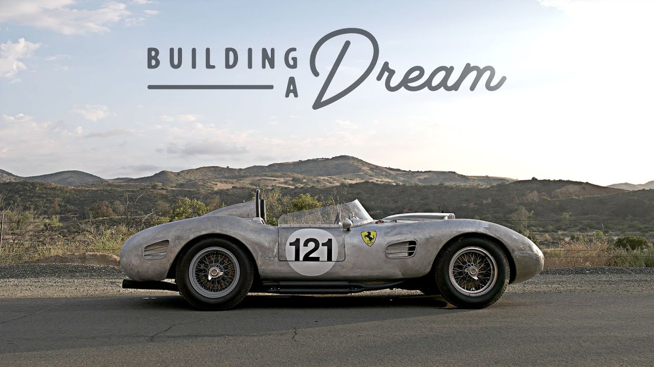 Elegant Building Your Dream Ferrari Is A Beautiful Thing