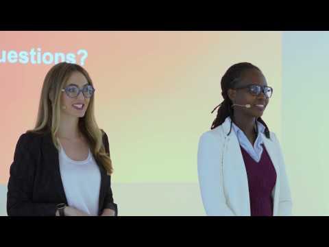 "F-LANE ""Women in Tech"" (2017), Part 4,  Pitches"