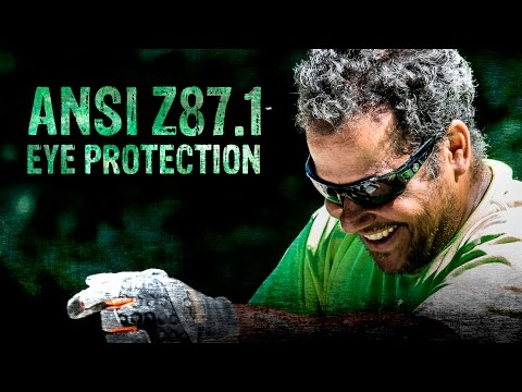 ANSI Z87 Eye Protection Standard - GME Supply