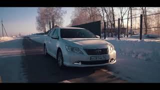 Toyota Camry 2011 года.  Тест-драйв Сибирь Миха Бажен Тизер