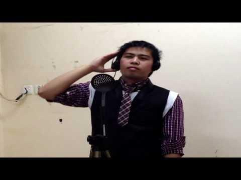 Filipino singing Sri Lankan Song ( Mage Jeewithe - Manjula Pushpakumara )