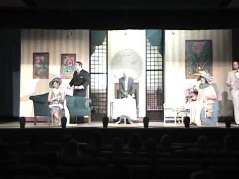 The Importance of Being Earnest Act 1 - ACTS Theatre