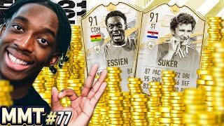 5 MILLION PLUS! PRIME MOMENTS ESSIEN AND SUKER PUT TO THE TEST💹⚽!S2 - MMT#77