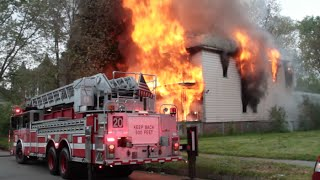 Chicago Fire Department | Fire Video | Fire Truck Videos 5-24-2015 2-11 ALARM