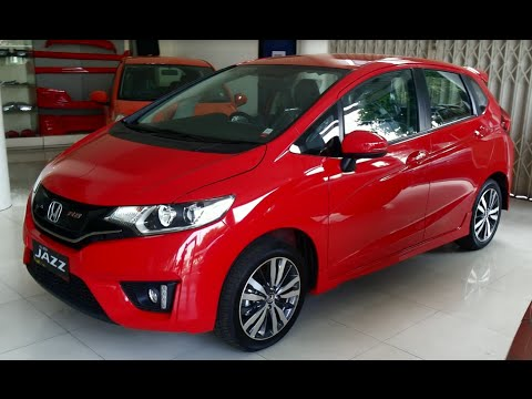 All New Honda Jazz Rs 2015 2016 Review Exterior And Interior Youtube