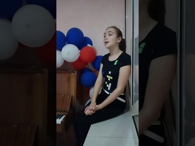 Изображение предпросмотра прочтения – АлинаФукс читает произведение «В зале» М.И.Цветаевой