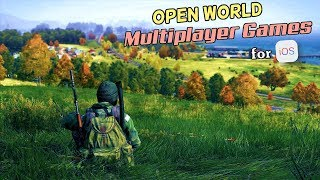 Top 10 Open World Multiplayer Games for iOS (iPhone/iPad/iPod) via Bluetooth/Wifi