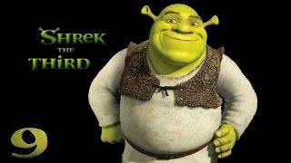 Shrek 3 (The Third | Шрек Третий) прохождение - Серия 9