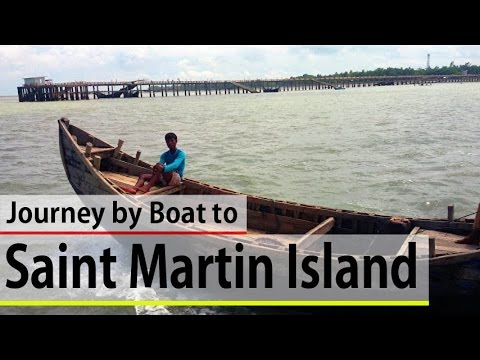 Adventure Trawler Journey to Saint Martin | Bangladesh