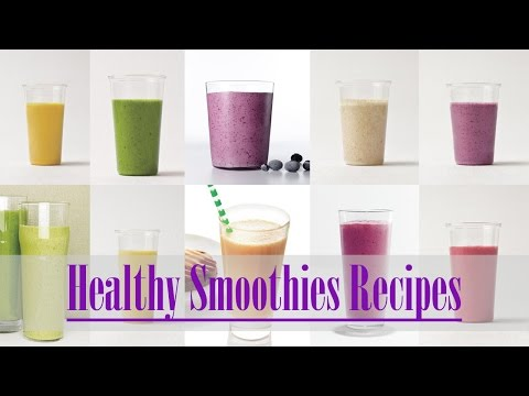 10-healthy-breakfast-smoothies-recipes-in-just-3-minutes-|-breakfast-smoothies-|-healthy-smoothies