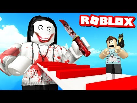 JUMP SCARES OBBY IN ROBLOX