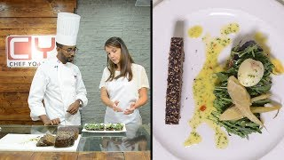 Chef Yohanis: Fuision cuisine With the Danish Ambassadress, H.E Mette Thygesen