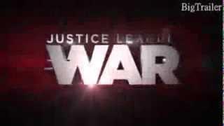 Лига справедливости: Война / Justice League: War (2014) Русский трейлер