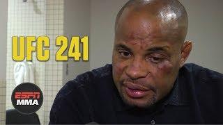 Daniel Cormier talks 'disappointing' loss vs. Stipe Miocic, future fight plans | UFC 241 | ESPN MMA