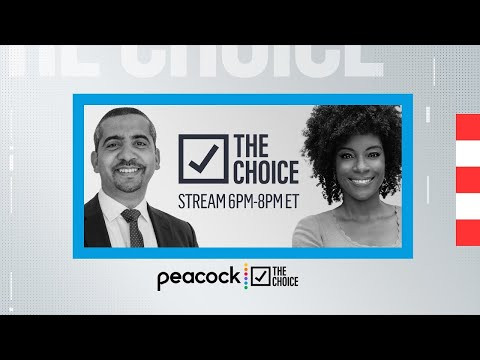 Zerlina, and The Mehdi Hasan Show | Live | The Choice on Peacock
