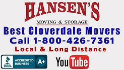 Best Cloverdale Moving Company | Cloverdale Moving Service | Cloverdale Piano Movers