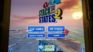 How to play map it on Stack The States