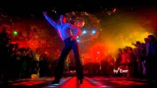 Bee Gees  You Should be Dancing John Travolta HD 1080p
