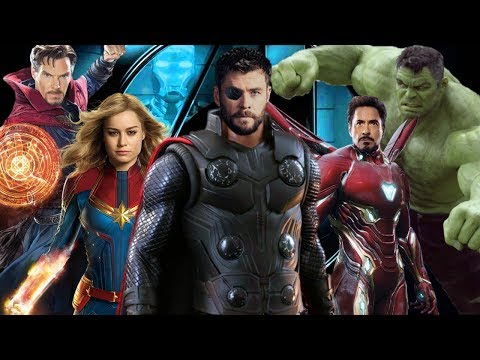 Who is the Most Powerful Hero in the MCU? (Ranking All 34 Heroes in the MCU)