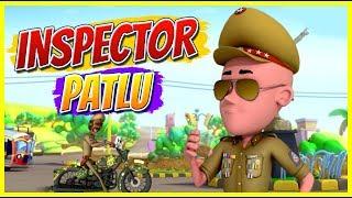 Motu Patlu | हिंदी कार्टून | Motu Patlu in Hindi | 2019 | Inspector Patlu